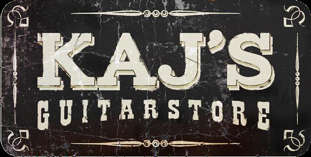 Kaj's Guitar Store