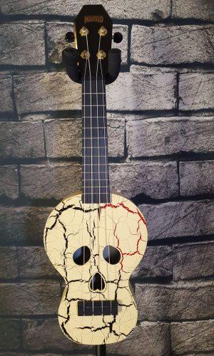 Mahalo SKULL ukulele